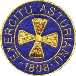 Exércitu Asturianu 1808