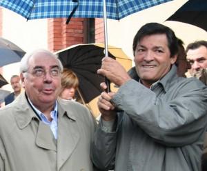 """Javier Fernández y Vicente Álvarez Areces, lo """"nuevo"""" y lo """"vieyo"""" de la mesma política"""